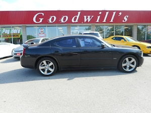 2008 Dodge Charger R/T! HEATED LEATHER SEATS! NAVIGATION!