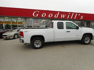 2011 GMC Sierra 1500 NEVADA! EXT CAB!