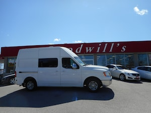 2012 Nissan NV 2500 HD! HIGH ROOF! AS IS!