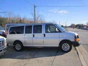 2012 Chevrolet Express 1500 LS! 8 PASSENGER! AWD!
