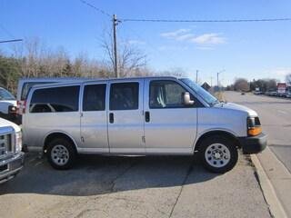 2012 Chevrolet Express 1500 LS! 8 PASSENGER! AWD! Minivan