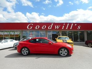 2011 Hyundai Genesis Coupe LT! 2.0 TURBO! HEATED LEATHER SEATS!
