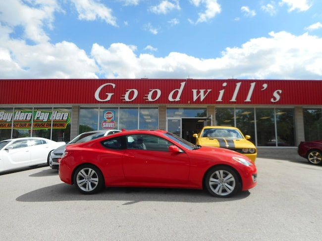 2011 Hyundai Genesis Coupe LT! 2.0 TURBO! HEATED LEATHER SEATS! Coupe