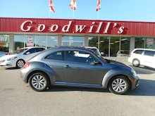 2014 Volkswagen Beetle HEATED SEATS! SUNROOF! Hatchback