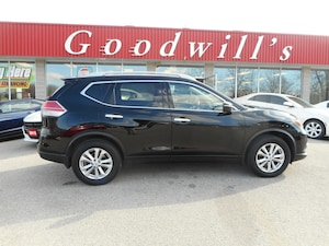 2014 Nissan Rogue SV! CLEAN CARPROOF! HEATED SEATS! SUNROOF!