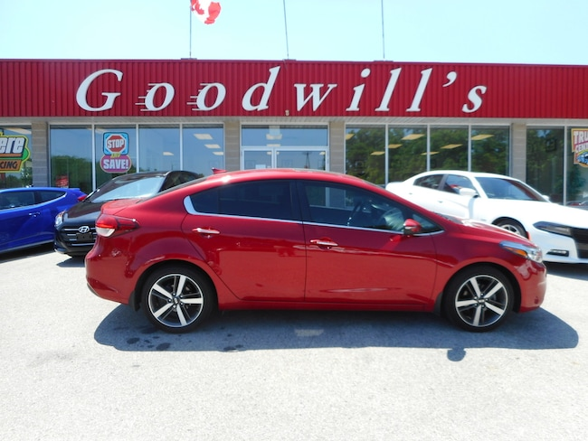 2017 Kia Forte EX+! HEATED SEATS! BLUETOOTH! Sedan