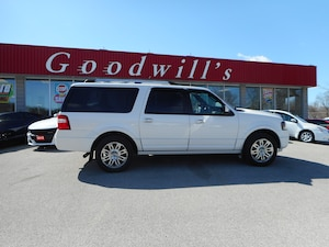 2013 Ford Expedition Max LTD! HEATED/COOLED LEATHER SEATS! ROOF RACK!