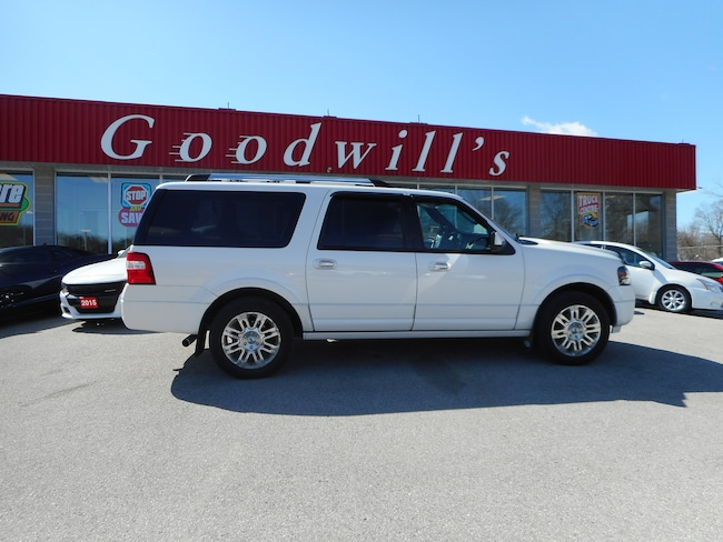 2013 Ford Expedition Max LTD! HEATED/COOLED LEATHER SEATS! ROOF RACK! SUV