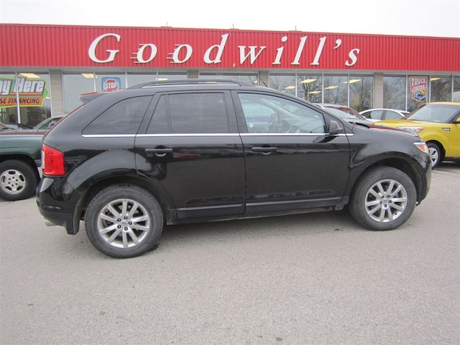 2013 Ford Edge LIMITED! HEATED LEATHER SEATS! BLUETOOTH! SUV