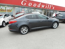 2012 Kia Optima EX! LEATHER SEATS! SUNROOF! BLUETOOTH! Sedan