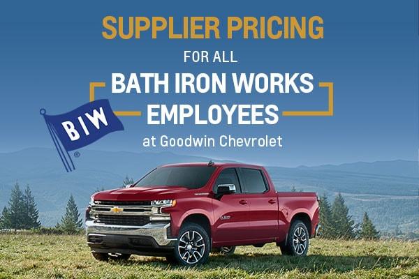 Brunswick Me Goodwin Chevrolet Company New Used Chevrolet Cars