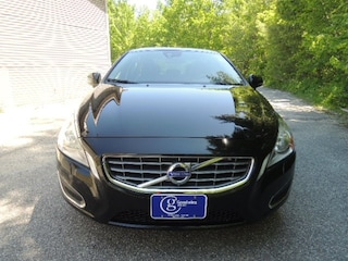 Used 2012 Volvo S60 T5 W/Moonroof,Plat. YV1622FS6C2141148 UVK285A serving Portland, ME