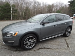 Certified Pre-Owned 2018 Volvo V60CC 4DR WGN T5 AWD Wagon UV290 in Topsham ME