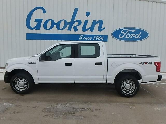 2015 Ford F-150 XL Pickup