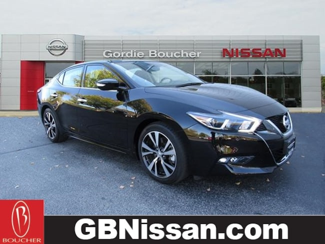 Certified 2018 Nissan Maxima Platinum Sedan For Sale in Greenfield, WI