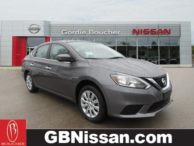 New Nissan vehicle 2019 Nissan Sentra S Sedan for sale near you in Greenfield, WI