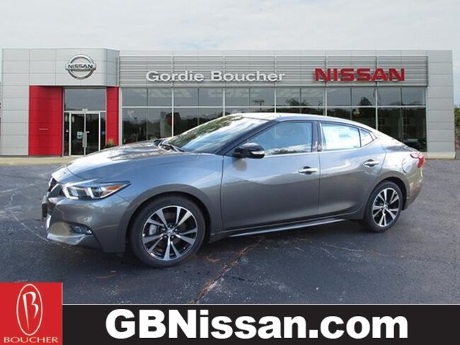 New Nissan vehicle 2018 Nissan Maxima 3.5 SL Sedan for sale near you in Greenfield, WI