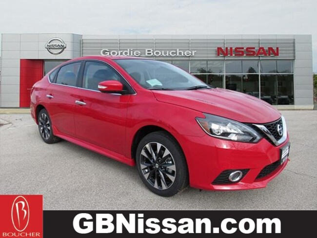 New Nissan vehicle 2019 Nissan Sentra SR Sedan for sale near you in Greenfield, WI