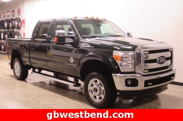 2014 Ford F-350SD Lariat Truck
