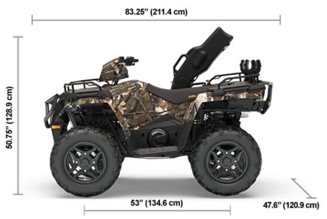 2019 POLARIS Sportsman 570 SP Hunter  sp camo hunter edition