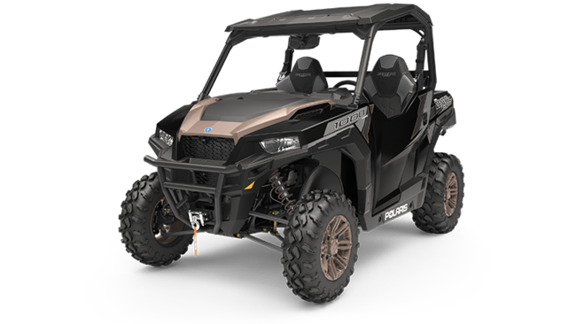 2019 POLARIS General 1000 EPS Ride Command Edition ride command