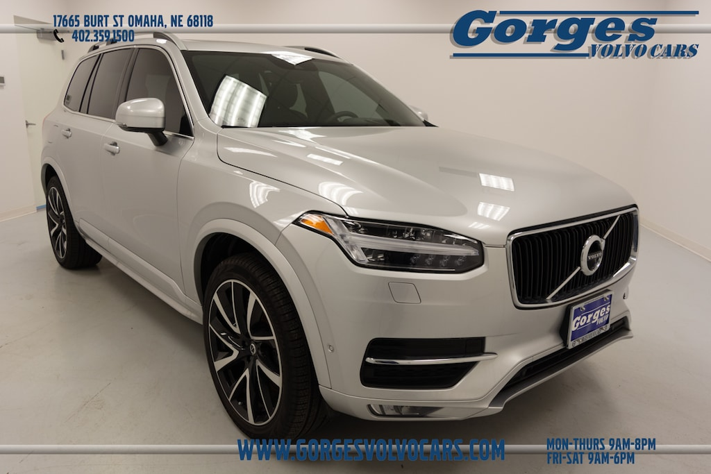 Awd Cars For Sale >> Used 2019 Volvo Xc90 T6 Awd Mom For Sale At Gorges Volvo Cars