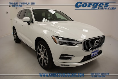Used 2019 Volvo Xc60 T6 Awd Ins For Sale At Gorges Volvo
