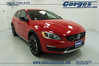 New 2018 Volvo V60 Cross Country T5 AWD Platinum Wagon Omaha Nebraska