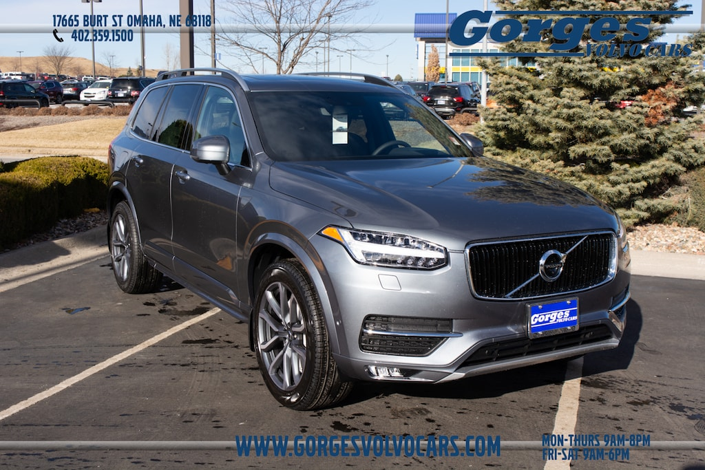 New 2019 Volvo XC90 For Sale Omaha   VIN:YV4A22PK6K1465409