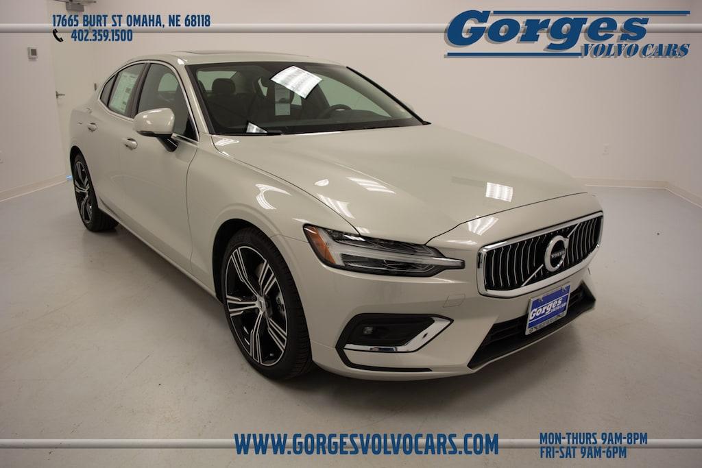 Cars For Sale Omaha Ne >> New 2019 Volvo S60 For Sale Omaha Vin 7jra22tl1kg006076