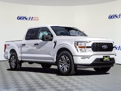 2021 Ford F-150 STX Truck SuperCrew Cab