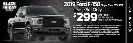 San Diego Ford Dealers >> Gosch Ford Escondido New And Used Ford Dealership In
