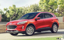 2020 Ford Escape Near Menifee