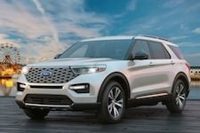 2020 Ford Explorer In Hemet