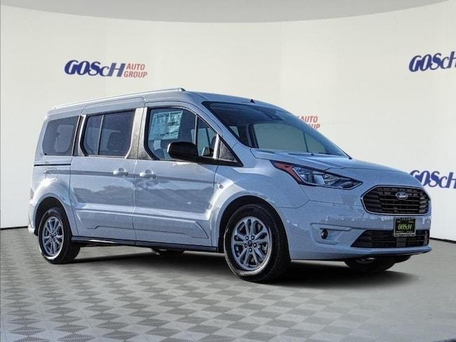 2019 Ford Transit Connect Wagon XLT Wagon Passenger Wagon LWB