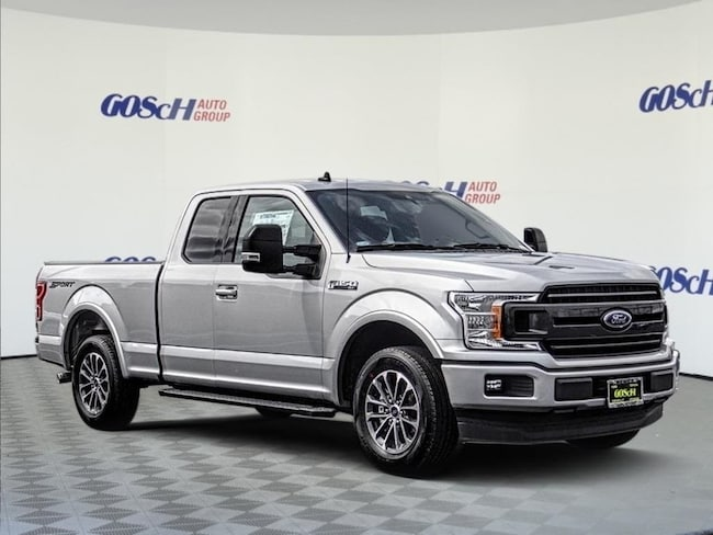2019 Ford F-150 XLT Extended Cab Truck SuperCab Styleside