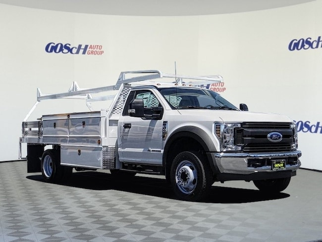 2019 Ford Super Duty F-450 DRW Truck Regular Cab