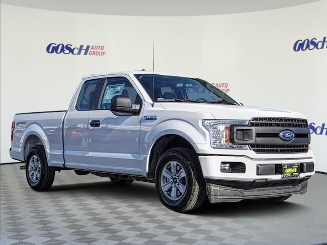 2019 Ford F-150 XL Extended Cab Truck SuperCab Styleside