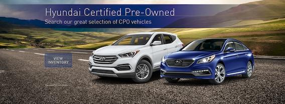 New 2018-2019 Hyundai and Used Car Dealer Serving Goshen