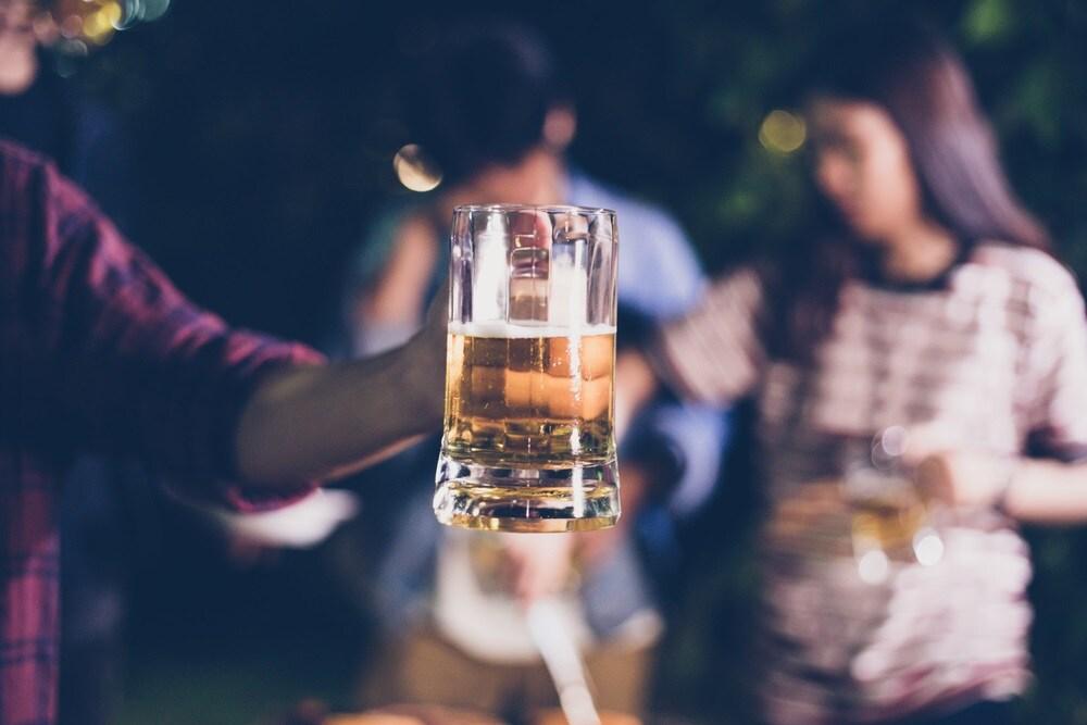 Biking and Beer