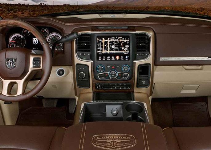 2015 ram 2500 review south burlington vt goss dodge - Dodge ram 2500 laramie longhorn interior ...