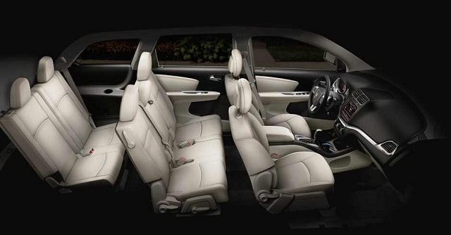 Dodge Journey Interior