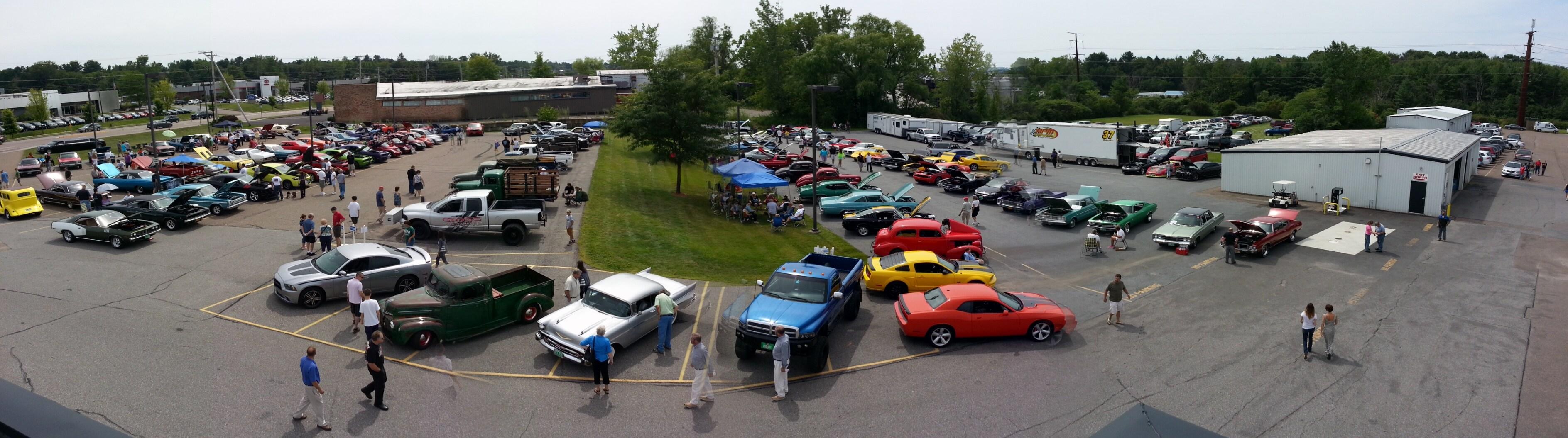 Car Lease Deals Near Me >> 2016 Mopar Muscle Day Car Show | Goss Dodge South ...