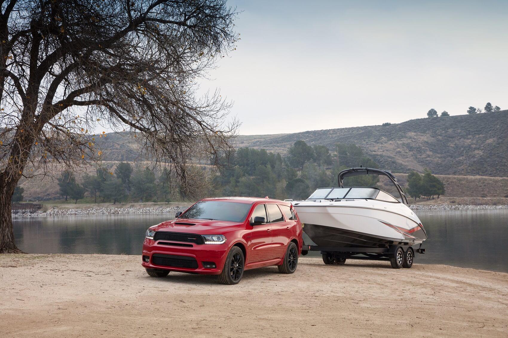 Dodge Durango vs Jeep Grand Cherokee VT | Goss Dodge
