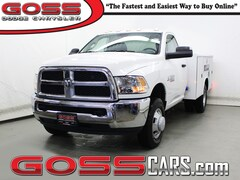 2018 Ram 3500 Chassis TRADESMAN REGULAR CAB 4X4 143.5 WB Regular Cab