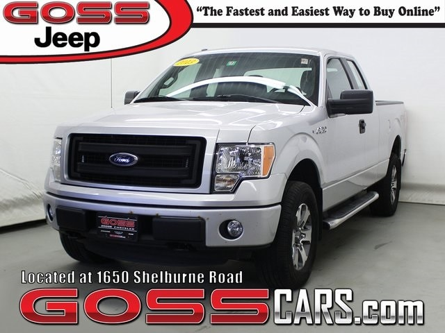 2013 Ford F-150 STX Supercab Truck