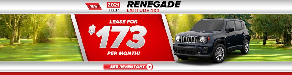 2021 Jeep Renegade Latitude 4x4