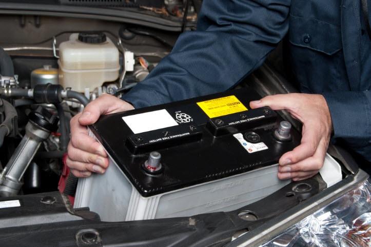 Car Battery Service South Burlington VT