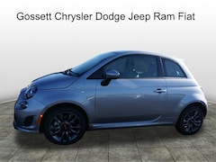2018 FIAT 500 POP Hatchback