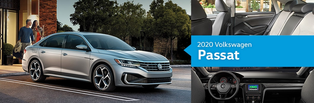 2020 VW Passat Overview | Gossett VW Germantown | Memphis, TN